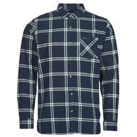 Vêtements Homme Chemises manches longues Rip Curl CHECKED OUT L/S FLANNEL Bleu