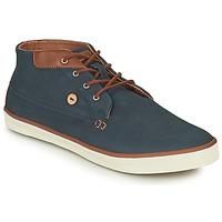 Chaussures Homme Baskets montantes Faguo WATTLE Marine / Marron