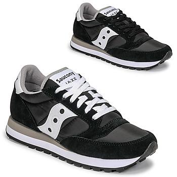 Chaussures Baskets basses Saucony JAZZ ORIGINAL Noir / Blanc