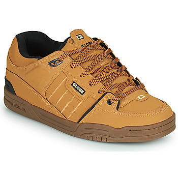 Chaussures Homme Chaussures de Skate Globe FUSION Camel