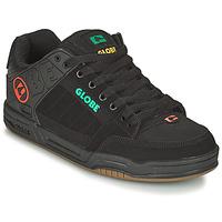 Chaussures Homme Chaussures de Skate Globe TILT Noir / Bleu / Orange
