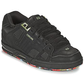 Chaussures Homme Chaussures de Skate Globe SABRE Noir / Bleu