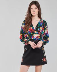 Vêtements Femme Tops / Blouses Desigual VERBENA Multicolore