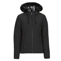 Vêtements Femme Doudounes Desigual SNOW Noir