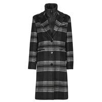 Vêtements Femme Manteaux Desigual CHRISTIE Noir