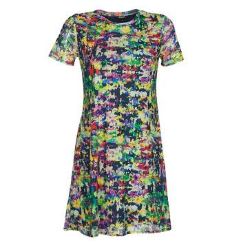 Vêtements Femme Robes courtes Desigual ANN Multicolore