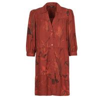 Vêtements Femme Robes courtes Desigual SEVILLA Rouge