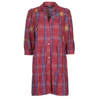 Vêtements Femme Robes courtes Desigual DORA MAAR Multicolore