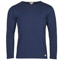 Vêtements Homme T-shirts manches longues Armor Lux MARINIERE HOUAT HRX Bleu
