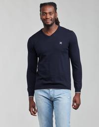 Vêtements Homme Pulls Oxbow POPIVEGA Marine