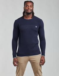 Vêtements Homme Pulls Oxbow N2POLMI Marine