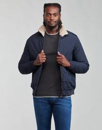 Vêtements Homme Blousons Oxbow N2JARTY Marine