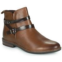 Chaussures Femme Boots Marco Tozzi KARIMA Marron