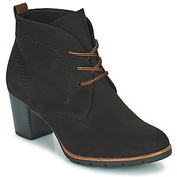 Chaussures Femme Bottines Marco Tozzi PELINDA Noir