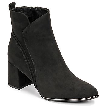 Chaussures Femme Bottines Marco Tozzi ARRANGA Noir