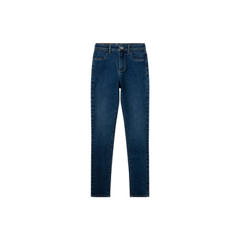 Vêtements Fille Jeans skinny Pepe jeans MADISON JEGGIN Bleu