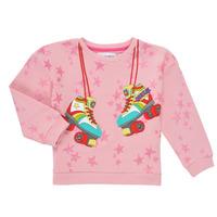 Vêtements Fille Sweats Desigual MARGARA Rose