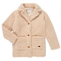 Vêtements Fille Manteaux Roxy RUNAWAY BABY Blanc