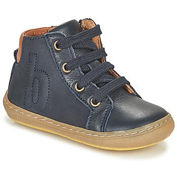 Chaussures Enfant Boots Bisgaard VILLUM Marine