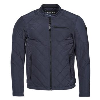Vêtements Homme Blousons Replay M8000 Bleu