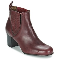 Chaussures Femme Bottines Stephane Gontard PALATI Rouge