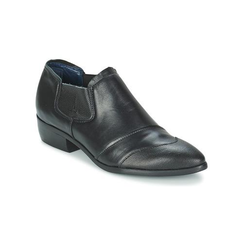 Chaussures Femme Boots Stephane Gontard DELIRE Noir