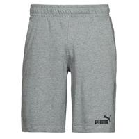 Vêtements Homme Shorts / Bermudas Puma ESS JERSEY SHORT Gris