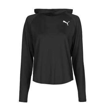 Vêtements Femme Sweats Puma ACTIVE HOODIE Noir