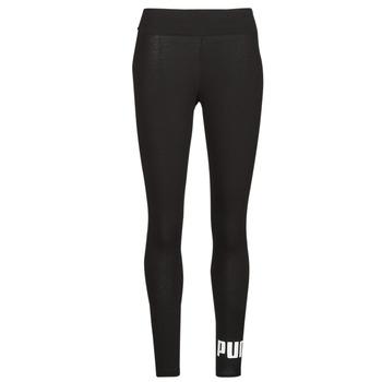 Vêtements Femme Leggings Puma ESS LOGO LEGGINGS Noir
