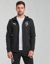 Vêtements Homme Sweats Puma NJR EVOSTRIPE JKT Noir