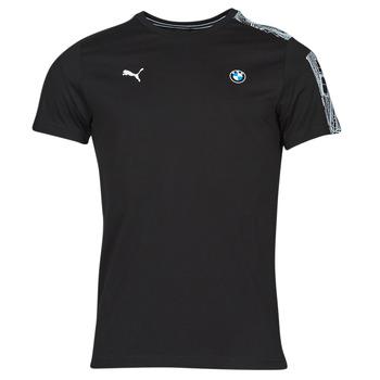 Vêtements Homme T-shirts manches courtes Puma BMW MMS T7 TEE Noir