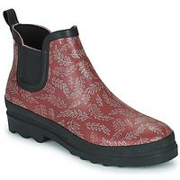 Chaussures Femme Bottes de pluie Sanita FELICIA Bordeaux