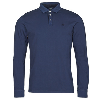 Vêtements Homme Polos manches longues Hackett HM550879 Bleu