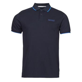 Vêtements Homme Polos manches courtes Hackett HM562897 Marine