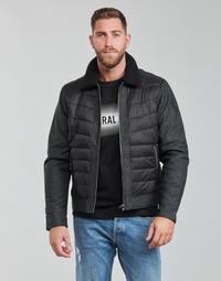 Vêtements Homme Blousons Kaporal AZID Noir