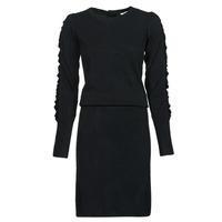 Vêtements Femme Robes courtes Kaporal DULL Noir
