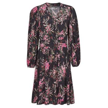 Vêtements Femme Robes courtes One Step FT30101 Noir / Multicolore
