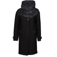 Vêtements Femme Manteaux One Step FT44041 Noir