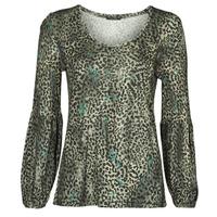Vêtements Femme Tops / Blouses One Step FT10021 Vert