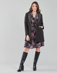 Vêtements Femme Manteaux One Step FT44061 Kaki / Gris