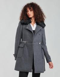 Vêtements Femme Manteaux Morgan GKATHY Gris anthracite