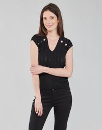 Vêtements Femme Tops / Blouses Morgan MDIDO Noir
