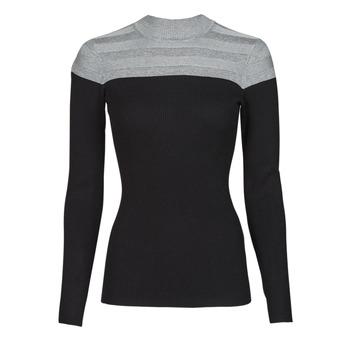 Vêtements Femme Pulls Morgan MICO Gris / Noir