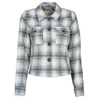 Vêtements Femme Vestes / Blazers Only ONLLOU Beige / Bleu