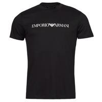 Vêtements Homme T-shirts manches courtes Emporio Armani 8N1TN5 Marine