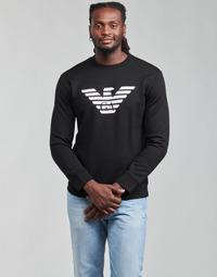 Vêtements Homme Sweats Emporio Armani 8N1MR6 Noir