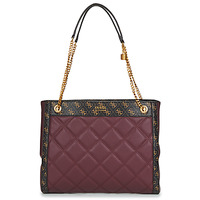 Sacs Femme Cabas / Sacs shopping Guess KATEY GIRLFRIEND CARRYALL Rouge
