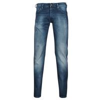 Vêtements Homme Jeans slim Jack & Jones JIGLENN JJROCK Bleu medium
