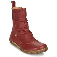 Chaussures Femme Boots El Naturalista NIDO ELLA Bordeaux