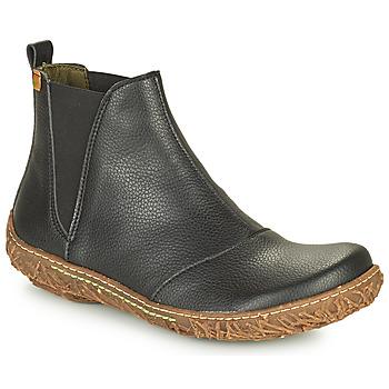Chaussures Femme Boots El Naturalista NIDO ELLA Noir